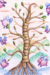 Plug Tree by SaintHeiser
