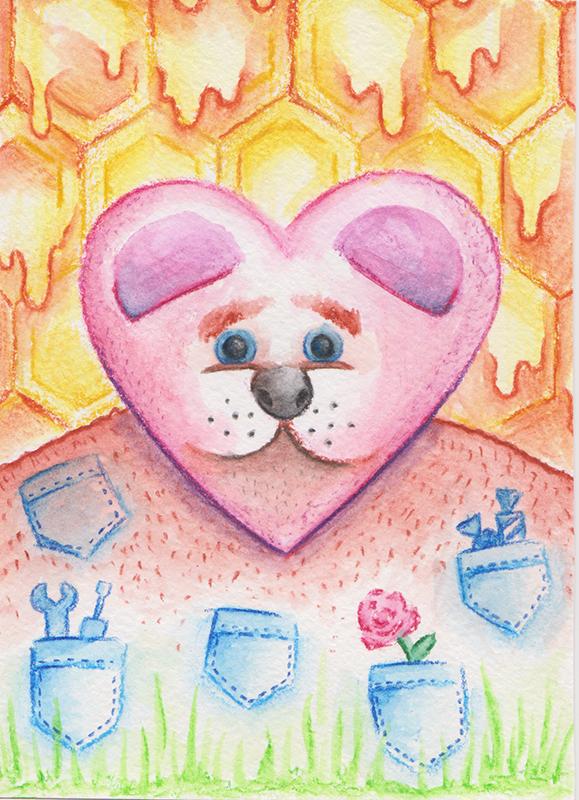 Beasty love by SaintHeiser