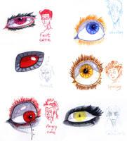 Just Eyes Portal by MariaRuta
