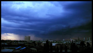 Storm over Warsaw