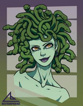 NP CHAR-27. Medusa