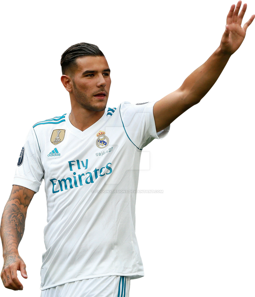 00b65d9bff3 Theo Hernandez by CouqnyDesigns on DeviantArt