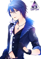 Kaito|Vocaloid Render by celestialwizzard