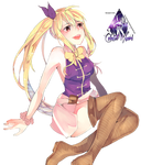 Lucy Heartfilia|Fairy Tail Render #9