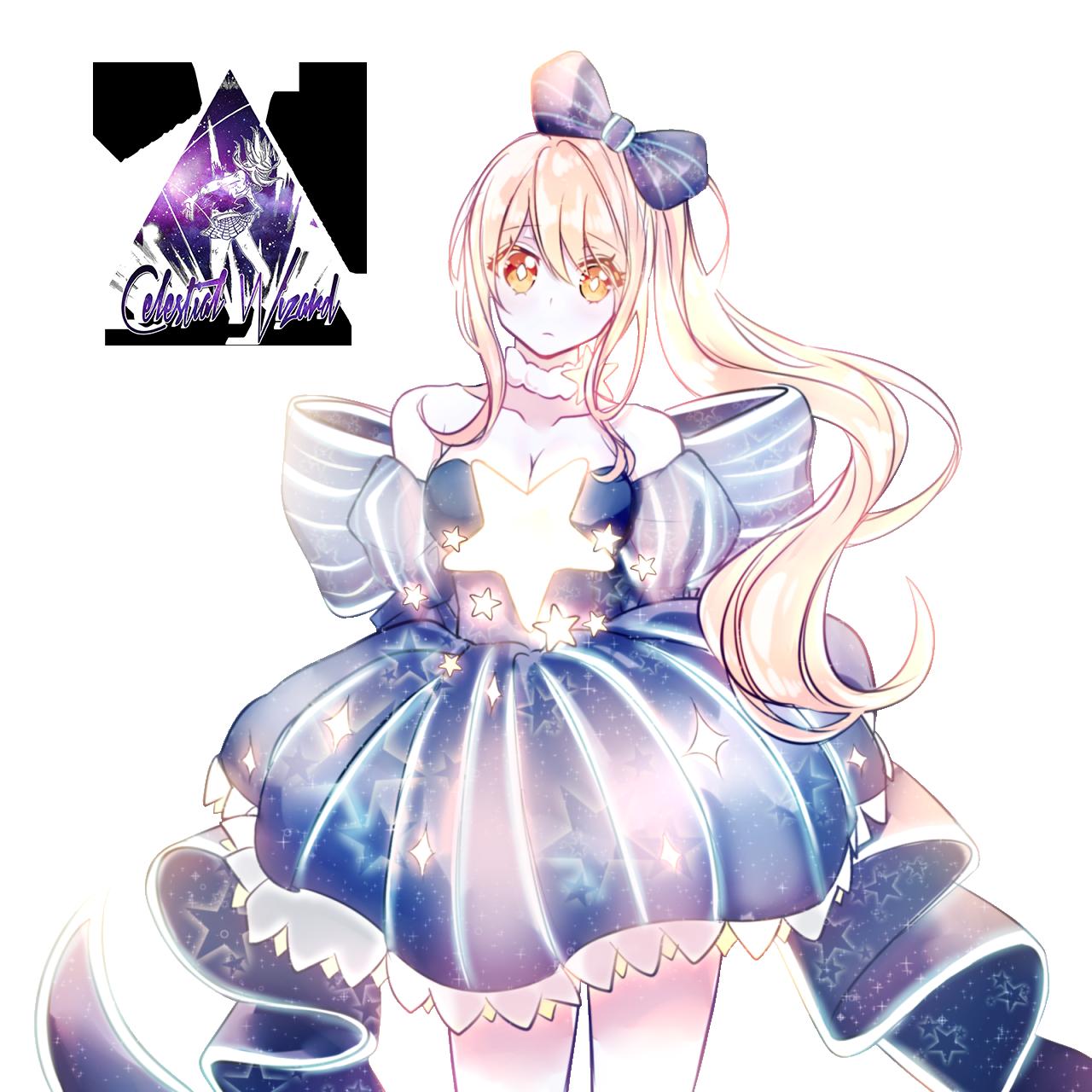 Lucy Heartfilia Fairy Tail Render #12 by celestialwizzard