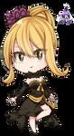 Lucy Heartfilia Chibi|Fairy Tail Render #2