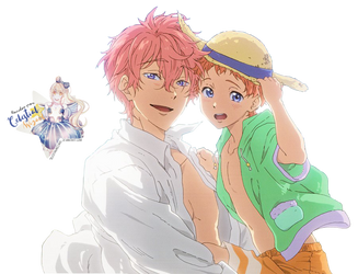 Kisumi Shigino|Free! Eternal Summer Render #5