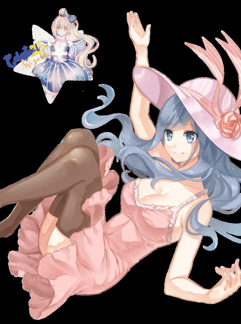Juvia Lockser|Fairy Tail Render #2 by celestialwizzard