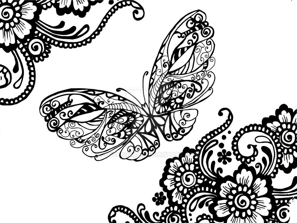 Butterfly by SoulBrake