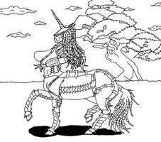 Yuni Predataur Rough Draft by Blackdawn-70631