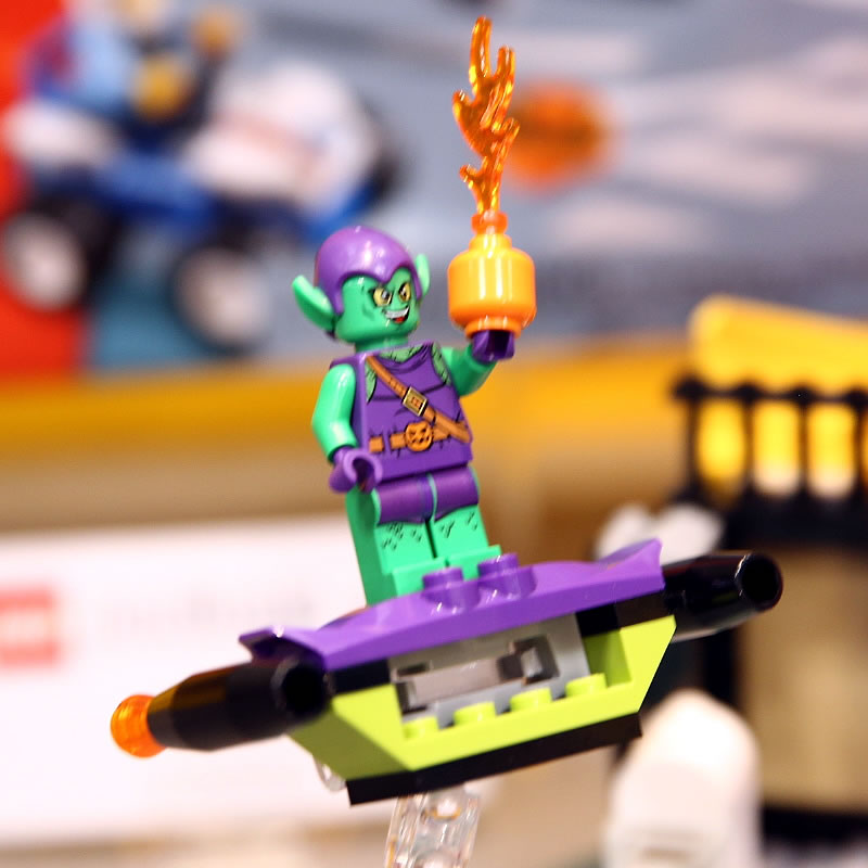 Lego Green Goblin Classic minifigure ( 2015 ) by ...