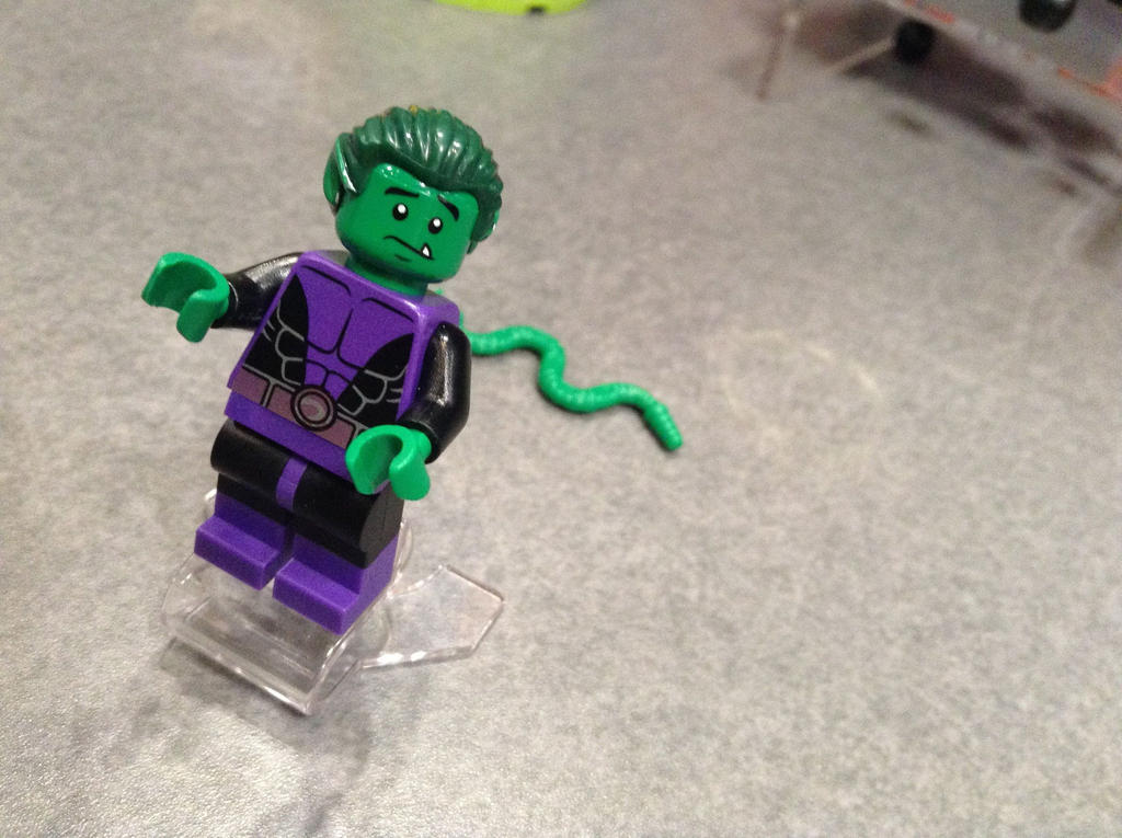 lego beast boy - photo #35