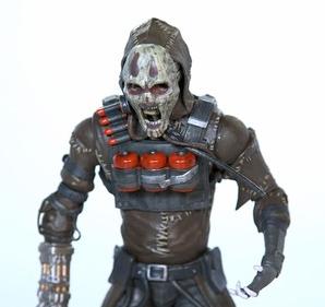 Batman Scarecrow Unmasked