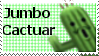 Jumbo Cactuar Boss Stamp by MalakxFuarie