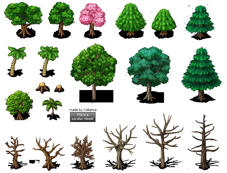 Agregar nieve a arboles y demas :S Celianna_trees_2_by_facus26-d7cvjg5