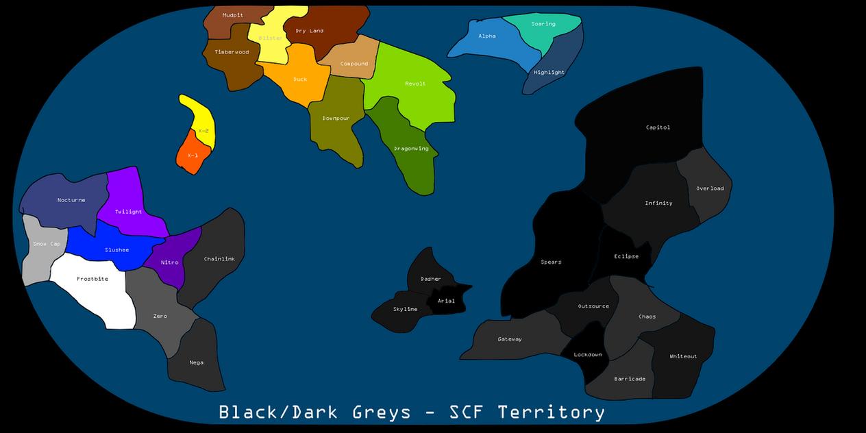 Breaking Point World Map by The-Duck-Dealer on DeviantArt