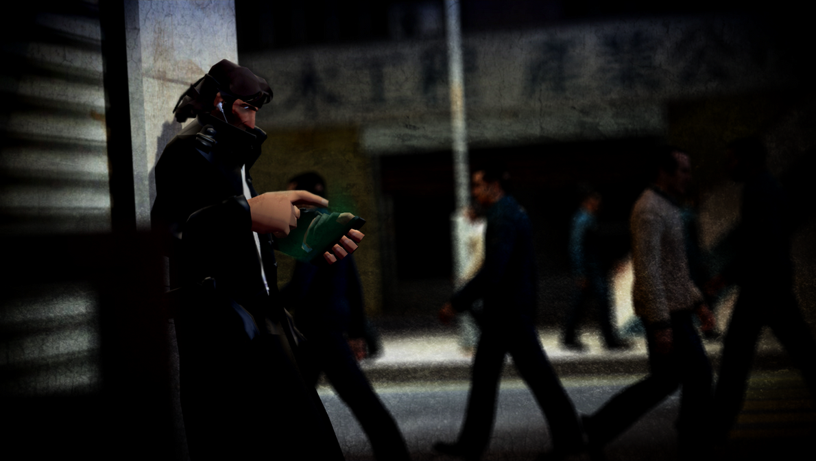 City by HongKongSniper