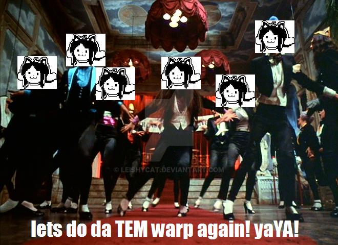 TEMwarp by Divals