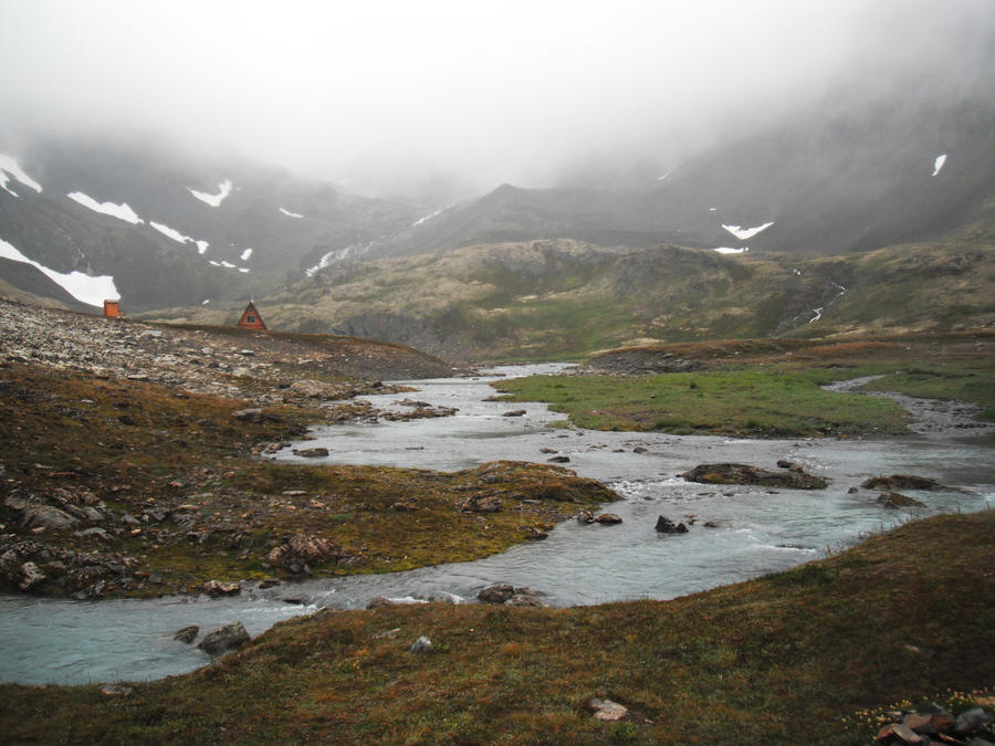 Crow's Pass River 4