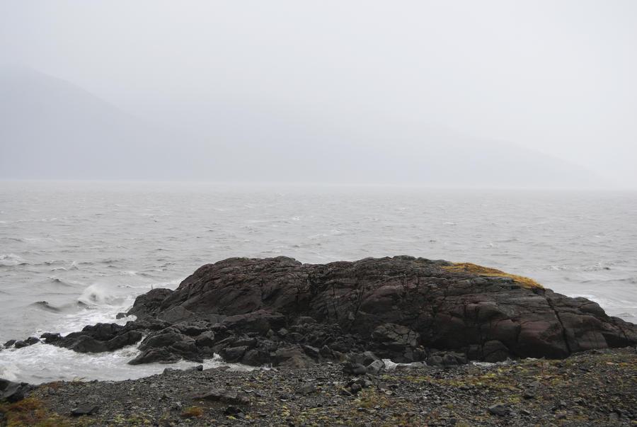 Overcast Ocean 1