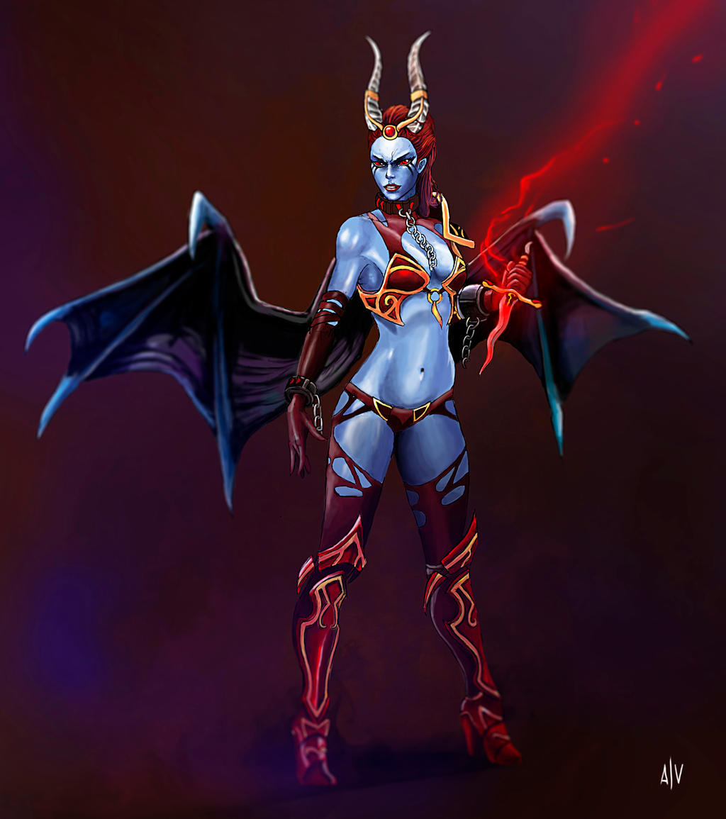 queen of pain cosplay ti4 - photo #47