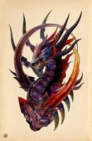 Dragon ruin by TGnow