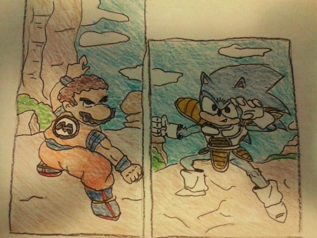The FAP Thread #1: For Teh Lulz Mario_vs_sonic_by_laguerrt-d4skm2k