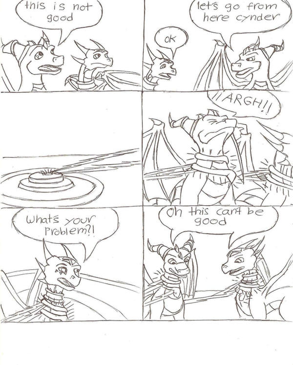 are spyro and cynder dating