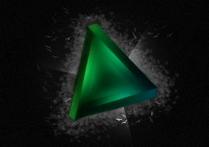 GREEN-triangle