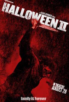 Halloween 2 poster design