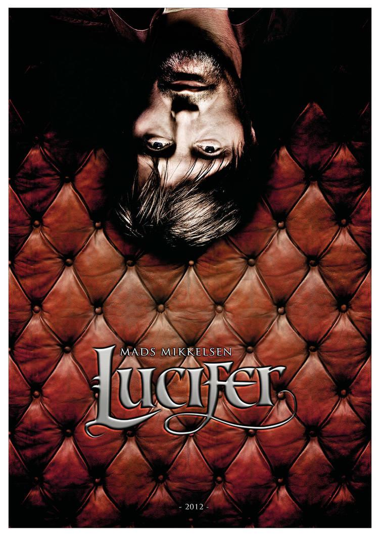 lucifer movie poster by digitalrich