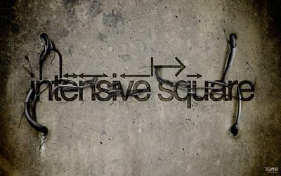 intensive square wallpaper
