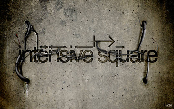 intensive square wallpaper