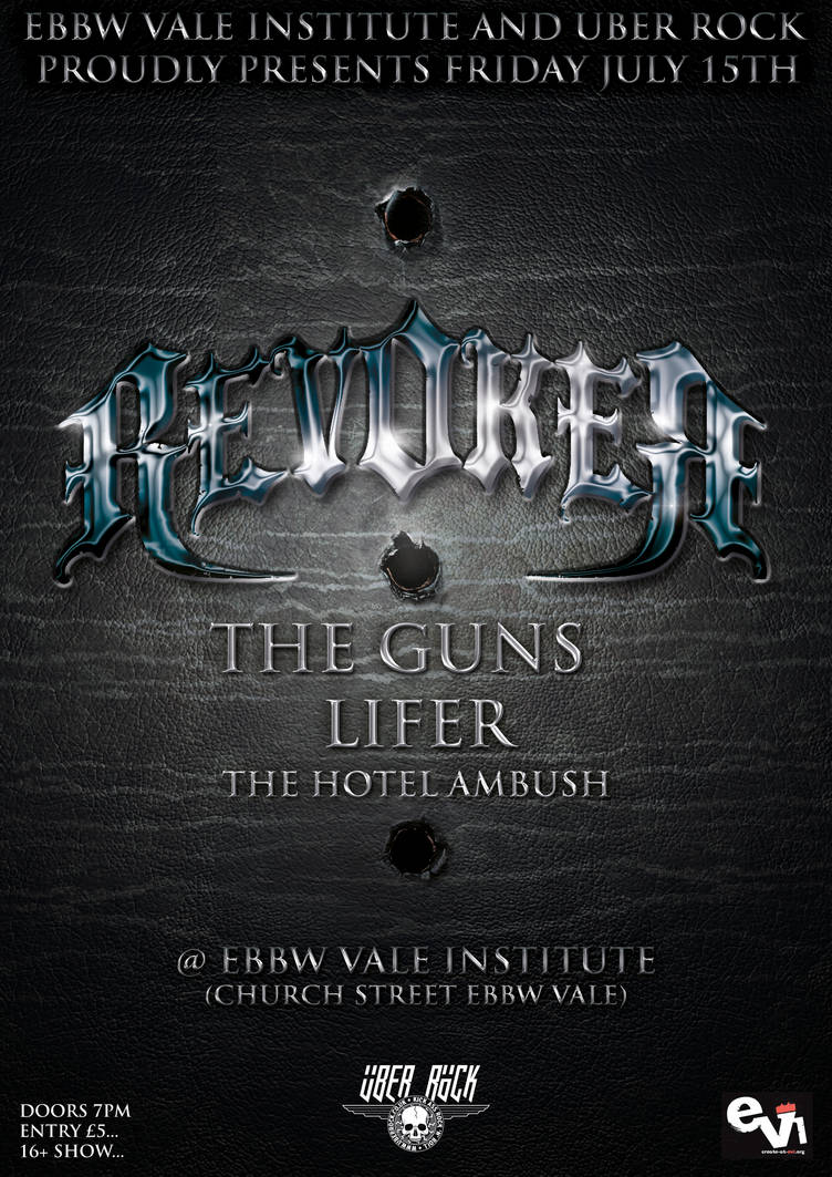 revoker poster by digitalrich