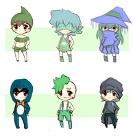 (Open 2/6) Chibi Batch 2 by Every-Price-Adopts