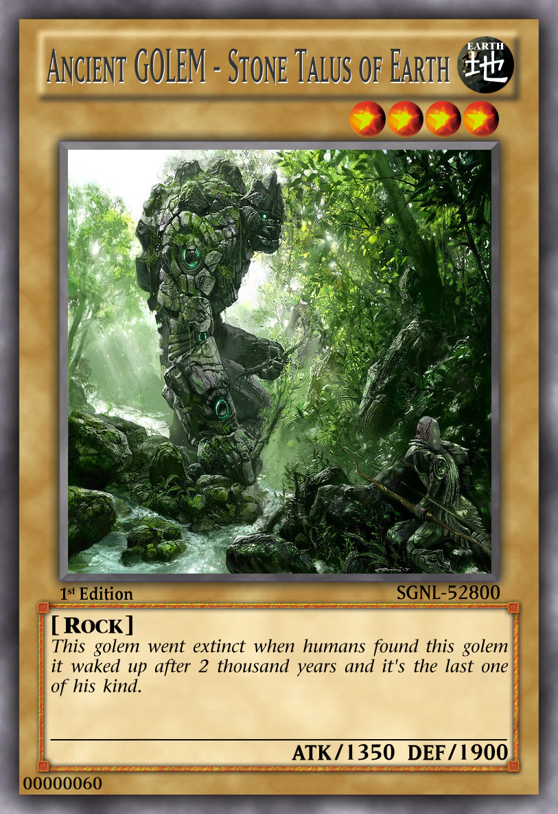 Planter Dans Un Talus ancient golem - stone talus of earthsupgamer-nl on