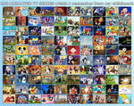 100 animated series I remember from childhood MEME