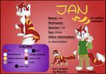 Jan - reference sheet
