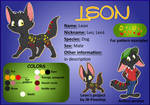 Leon - reference sheet