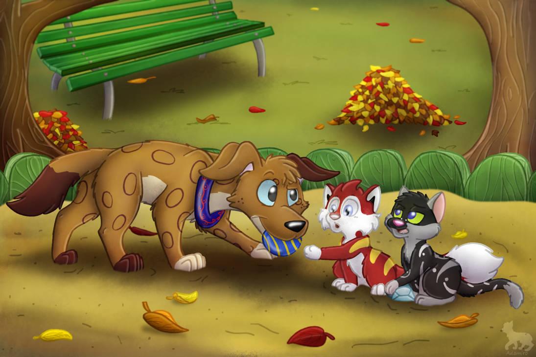 The Cat Vagabondes
