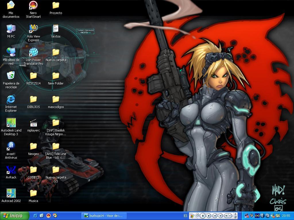 My Desktop by GustavoRacho