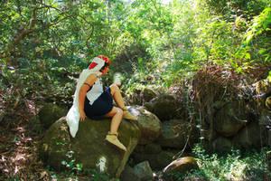 Mononoke Hime- A Healthy Forest by KuroKikkai