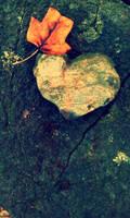 Heart shaped world.. by VelocityKillsColor