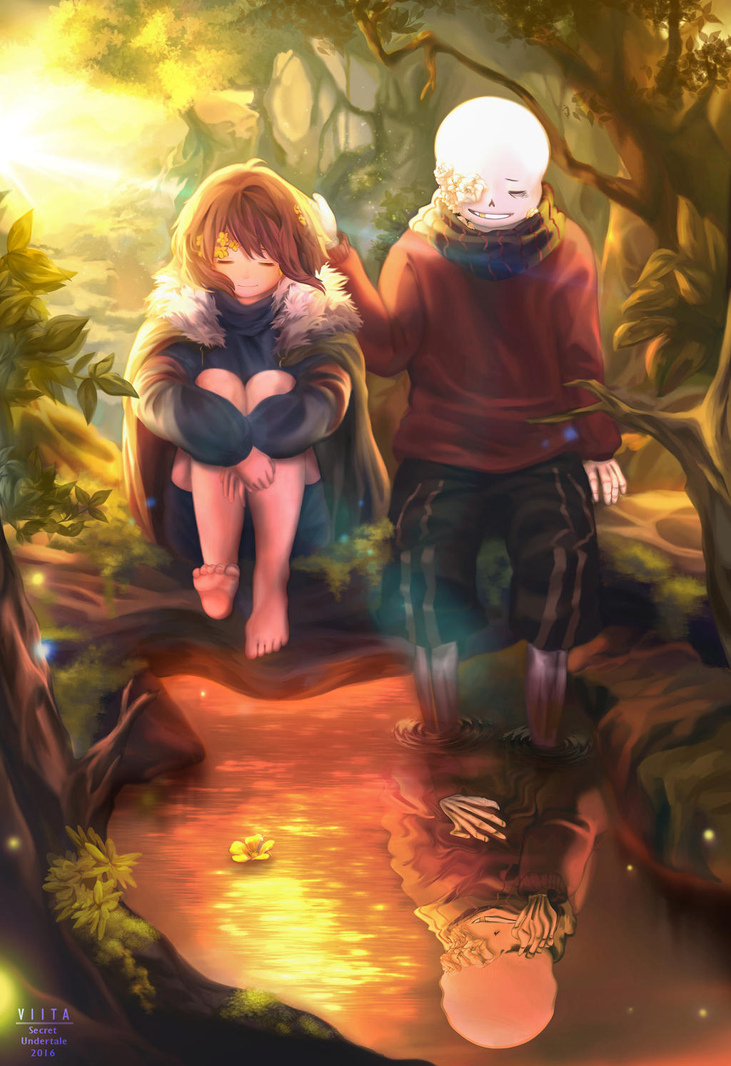 Frisk S Room Undertale