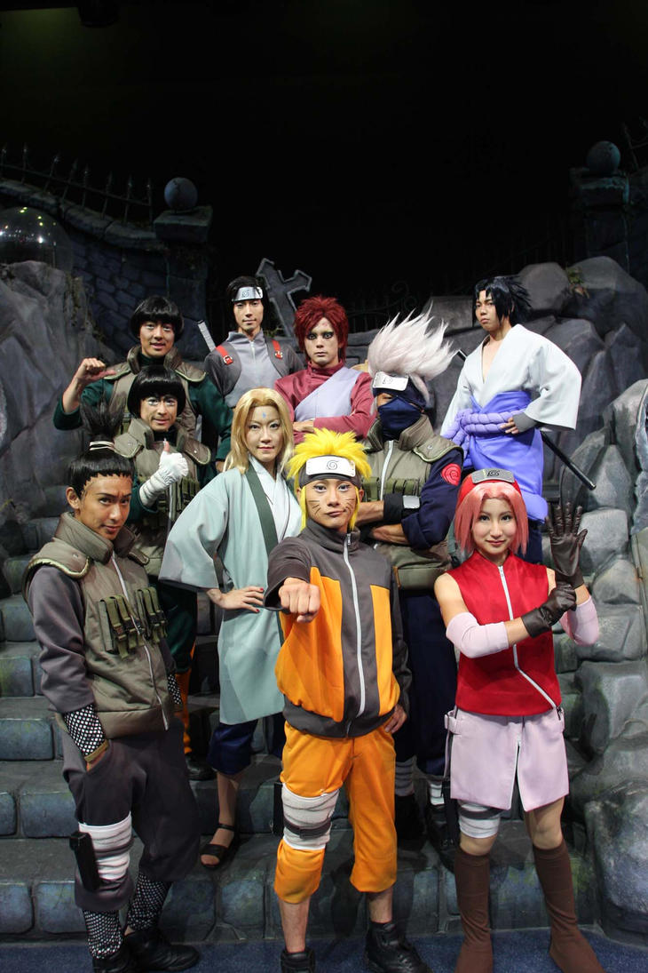 Naruto Live Action By Martyelfo2