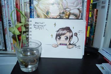 My little girl  by AkiraAoyama
