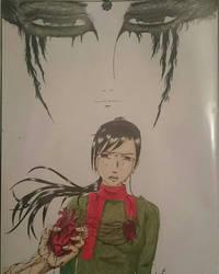 They tore my heart away - Heda Lexa by AkiraAoyama