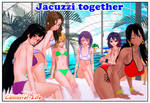 Jacuzzi together by AndrewBaker69