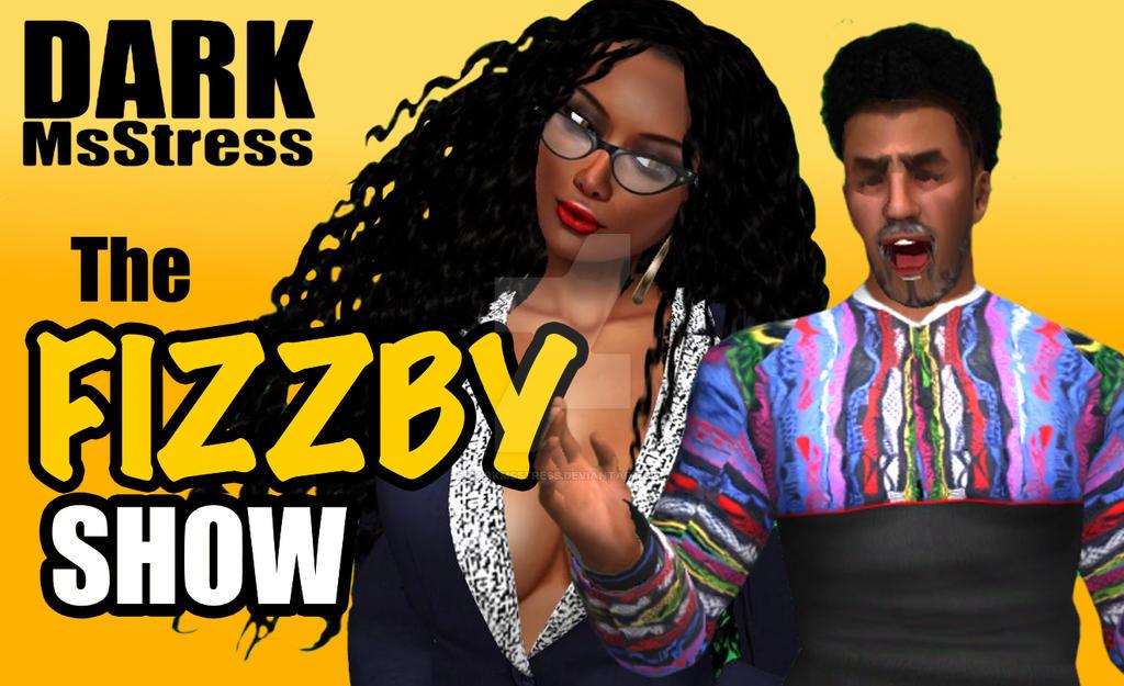 Dark MsStress Fizzby YouTube channel thumbnail by DarkMsStress