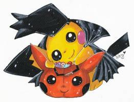 .Halloween Gizamimi. by Ishisu